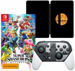 Super Smash Bros. Ultimate Special Edition Bundle $169 Delivered @ Amazon AU