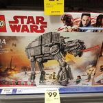 LEGO 75189 Star Wars Heavy Assault Walker Reduced to Clear $99 @ BigW