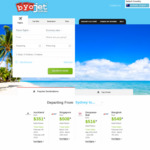 BYOjet.com.au Discount $30 on International Flights