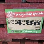 [WA] Free Range Eggs 2 Boxes $4, 1 Box $2.49, 500g/Pack, Long Expiry @ Spudshed Baldivis