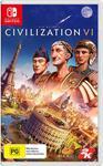 [Switch] Sid Meier's Civilization VI $72 (Free Delivery) @ Amazon AU