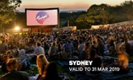 Moonlight Cinema for $14 (Was $20) @ Groupon (Valid 31st March 2019)