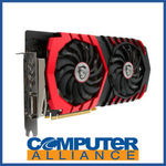 MSI GeForce GTX 1060 Gaming X 6GB $359.10 + Delivery (Free with eBay Plus) @ Computer Alliance eBay