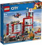 LEGO City Fire Station 60215 $53.05 Delivered @ Amazon AU
