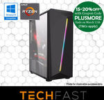 AMD FX-8800P PC: $279.20 / R5 2600 RX580 Gaming PC: $599.20 / R5 2600 RTX 2080 Gaming PC: $1399.20 Delivered @ TechFast eBay
