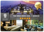 THREE Nights stay for TWO at  Banyan Tree Bangkok Hotel |$399 instead of $1,699 | Nationwide