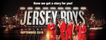 [VIC] Jersey Boys tickets Melbourne Regent Theatre Until 14th April ~50% off e.g. $75 for $130 Seat