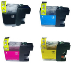 Brother LC233 Compatible Ink 4-Cartridge Set $35.43 (5% off) + $14.95 Delivery @ Fab Cartridges