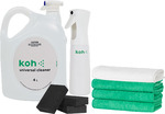 50% off Mega Deal (4L Koh Universal Cleaner, Atomiser, 4x Microfibre Cloths & 3x Diamond Sponge) $44.85 Delivered @ Koh