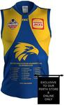 West Coast Eagles Premiers Jumper Women's $29.99 (Was $99.99) + $15 Shipping / Collect @ Jim Kidd Sports