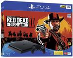 PlayStation 4 1TB - Red Dead Redemption Bundle @ $399 + Delivery (Free with Prime) @ Amazon AU