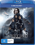 Rogue One: A Star Wars Story Blu-Ray $6 C&C + Some Marvel Blu-Rays $9 Each @ EB Games