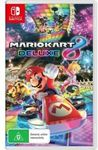 [eBay Plus] Mario Kart 8 Deluxe, Super Mario Odyssey $52.70 | Super Smash Bros Ult $58.65 + More Delivered @ Big W eBay