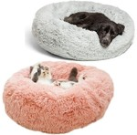 Luxury Shag Fur Donut Pet Bed - Small from $14.95 + $11.66 Delivery @ Dealimpact