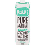 ½ Price: Raw C Coconut Water Pure Natural 1L $2.50 @ Woolworths