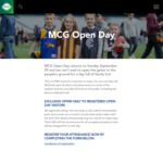 [VIC] MCG Open Day - Free Entry @ Melbourne Cricket Ground