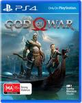 [PS4] God of War $19, Sine Mora EX $14 + Delivery (Free C&C) @ JB Hi-Fi