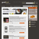 20% off: $50 off $250 Gift Card @ Good Food Gift Card