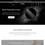 Orbitkey 25% off Black Friday Sale & Free Shipping with $50 Spend (E.g. Leather Key Organiser $37.43)