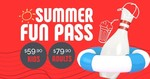 ZONE Bowling Summer Fun Pass Adults $79.90, Kids/Concession $59.90 @ Zone Bowling