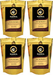 4x 480g Fresh Roasted Coffees $59.95 + Free Shipping @ Manna Beans