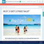P&O Cruises - Buy 2 Get 2 Free $1100 5N 4p (~$50pn pp) SYD to TAS