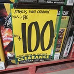 [NSW] Pit Boss Mini Ceremic Kamado Grill $100 (was $190) @ Bunnings Bankstown