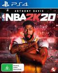 [PS4, XB1, Switch] NBA 2K20 $39 Delivered @ Amazon AU