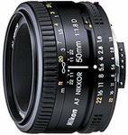 Nikon AF 50mm F1.8 D $115.43 Delivered @ Amazon AU