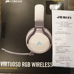 Corsair Virtuoso RGB Wireless Headset $279.20 (Was $349) in Store Only @ JB Hi-Fi (Part of 20% off Gaming Accessories)