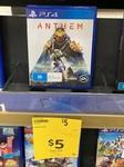 [PS4] Anthem - $5 (Was $15) @ Target