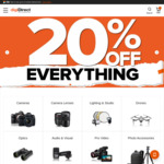 digiDIRECT - Minimum 20% off Everything (Exclusions Apply)