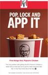 $10 Popcorn Chicken Bucket @ KFC