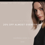 WITCHERY 20% off Almost Everything Including Sale + Free Shipping over $50