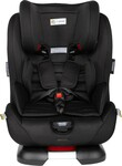 Infasecure Luxi II Caprice 0 to 8 Years Mini Swirl Black for $269 at Baby Bunting (0 to 8 Yrs)