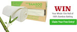 Win a 15m Roll of Bamboo Batting from Sew Much Easier
