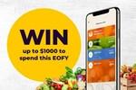 Win 1 of 6 Visa eGift Cards up to The Value of $1000 @ Cashrewards