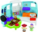 Fisher-Price Little People Disney Toy Story 4 RV Playset $20 at Big W or Amazon (+ Delivery ($0 with Prime/ $39 Spend)