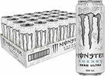 Monster Energy Drink Zero Ultra/Original 24x 500ml $33.75 Delivered (Sub & Save) @ Amazon AU