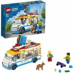 LEGO City Ice-Cream Truck 60253 $19 (Was $29.99) + Delivery ($0 with Prime/ $39 Spend) @ Amazon AU
