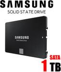 "Samsung 860 EVO 2.5"" SSD 1TB $179 ($145 w/ CB) (Free C&C or $7.81 Shipping) @ OnLine Computer"