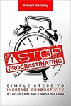"[eBook] Free: ""Stop Procrastinating: Simple Steps to Increase Productivity"" @ Amazon AU, US"