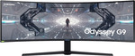 """Samsung Odyssey G9 C49G95T 49"""" Curved QLED 240hz 32:9 Monitor $2699 + Delivery (Free Pick up) @ Online Computer"""
