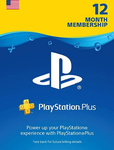 [US] PlayStation Plus 12 Month Membership Digital Code A$39.39 @ CD Keys