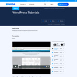 Free Course: WordPress Tutorials @ EdYoda