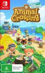 [Switch] Animal Crossing: New Horizons $61.40 Delivered @ Amazon AU