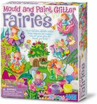 Glitter Fairies (Mould & Paint) $12 + Delivery ($0 with Prime/ $39 Spend) @ Amazon AU