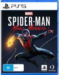 [PS5, Pre Order] Marvel's Spider-Man: Miles Morales $79 @ JB Hi-Fi