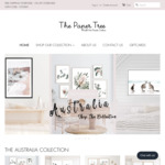 15% off Sitewide (Art Prints from $19) + Free Shipping @ The Paper Tree Wall