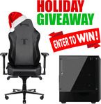 Win a Secretlab Titan Gaming Chair and $1500 Gaming PC from TechGuided